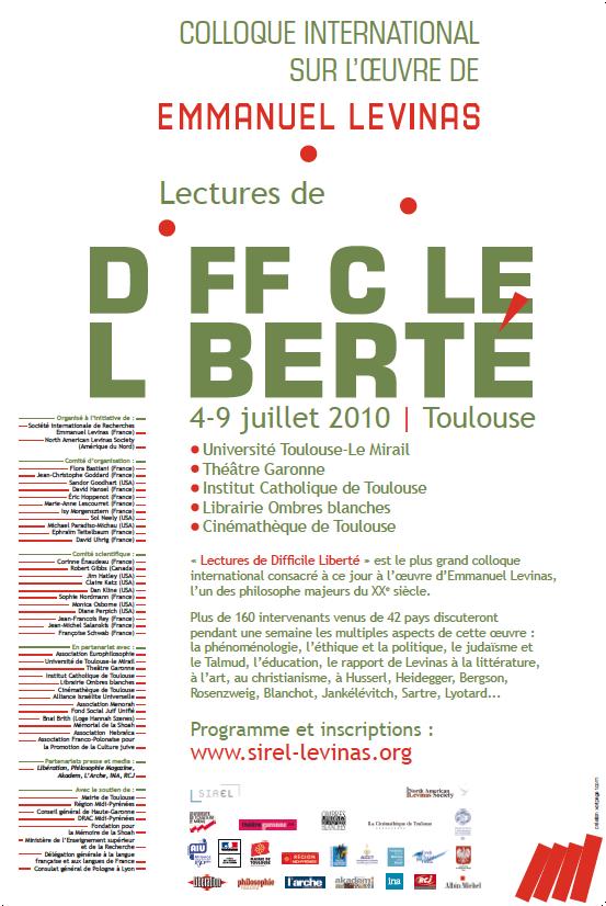 Difficile Liberté 2010